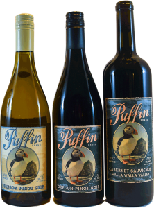 Puffin wines